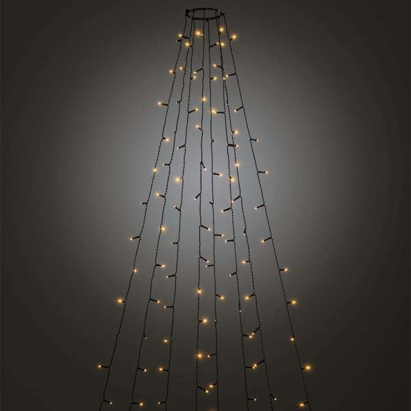 "LED Lichterkette ""Baummantel"", 400 cm lang"