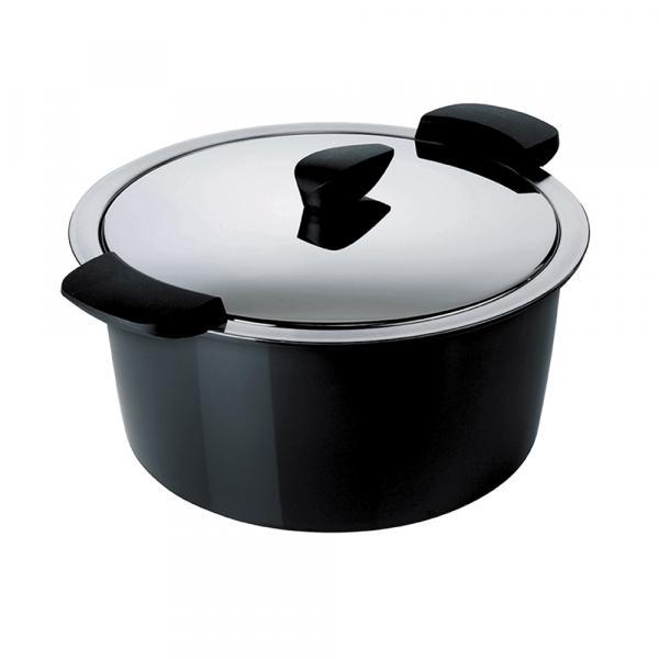 HOTPAN® Servierkasserolle 1L, schwarz