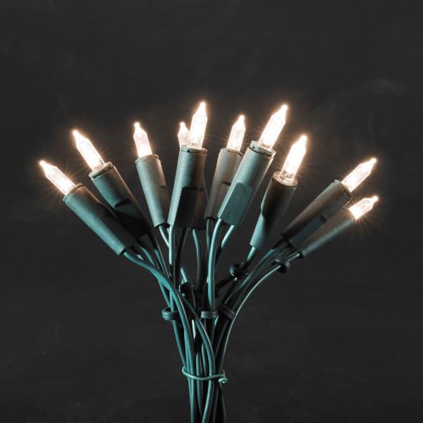 Konstsmide LED-Lichterkette 660 cm lang 35 weisse LEDs